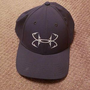 Under armor fishing adjustable hat